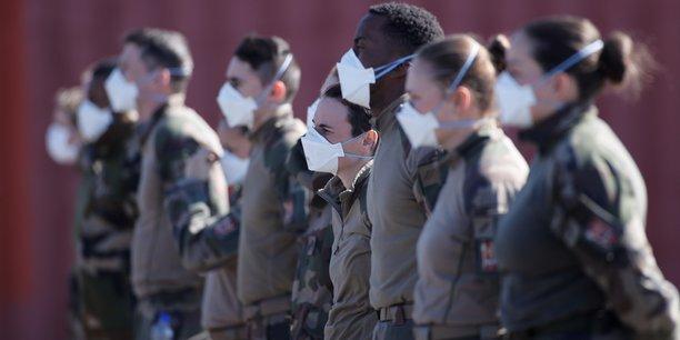 Coronavirus: l'armee francaise transfere par helicoptere des patients en allemagne[reuters.com]