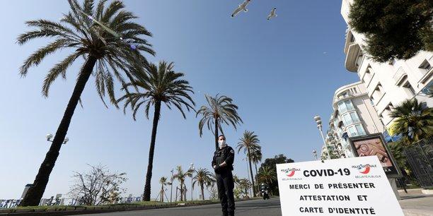 Coronavirus: l'amende confinement portee a 200 euros en france[reuters.com]