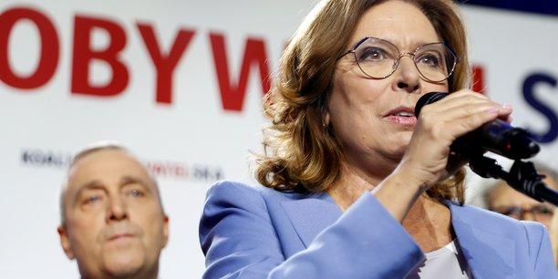 Coronavirus/pologne: la principale candidate d'opposition appelle au boycott de la presidentielle[reuters.com]