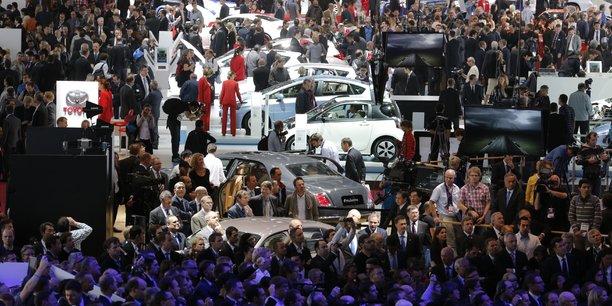 Le mondial de l'auto parisien annule[reuters.com]