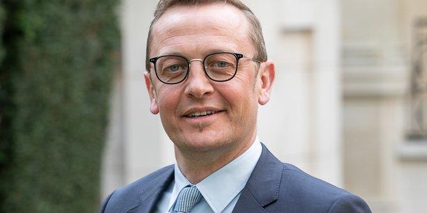 Grégory Monod, président de LCA-FFB.