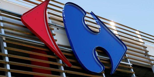 Carrefour distribue des masques apres un droit de retrait[reuters.com]