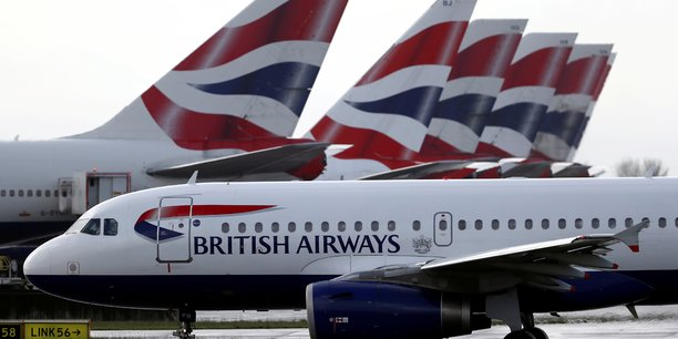 Coronavirus: british airways suspend ses vols a l'aeroport de gatwick[reuters.com]
