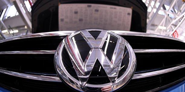 Volkswagen evoque une timide reprise des ventes en chine post-coronavirus[reuters.com]