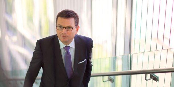 Helmut Reisinger, le PDG d'Orange Business Services (OBS).