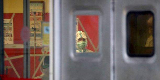 Le coronavirus a fait plus de 8.000 morts en espagne[reuters.com]