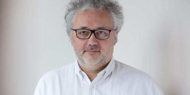 Jacques-François Marchandise, cofondateur et Délégué général de la Fondation Internet nouvelle génération (Fing).