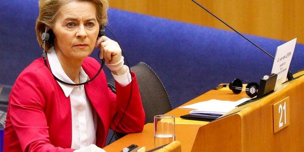 Coronavirus: la commission europeenne insiste sur le respect de la democratie[reuters.com]
