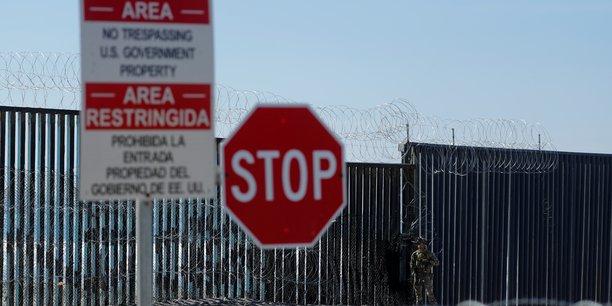 Des soldats us envoyes en renfort a la frontiere avec le mexique[reuters.com]