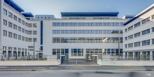 Le nouveau Bel Air Business de 3 000 m2 accueille 18 membres.