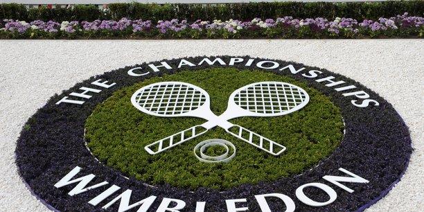 Le tournoi de tennis de wimbledon annule[reuters.com]