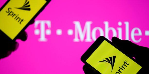 T-mobile finalise officiellement son rapprochement avec sprint[reuters.com]