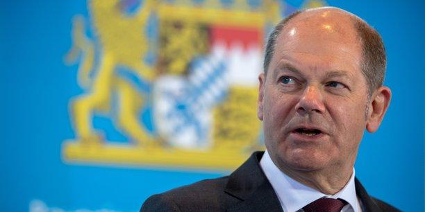 Coronavirus: scholz veut au moins 200 milliards d'euros d'aides europeennes[reuters.com]