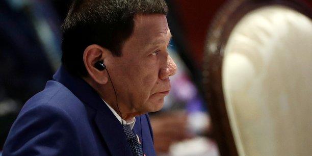 Coronavirus: tuez-les, dit le president philippin a propos des contrevenants[reuters.com]