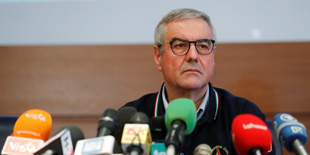 Le confinement probablement prolonge jusqu'au 1er mai en italie, annonce la protection civile[reuters.com]