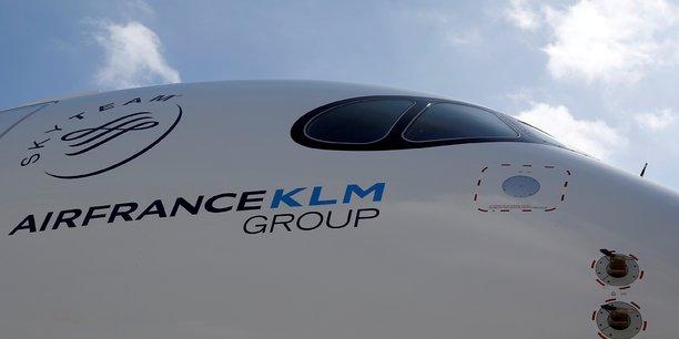 Air france-klm envisage d'emprunter plusieurs milliards garantis par paris et amsterdam[reuters.com]