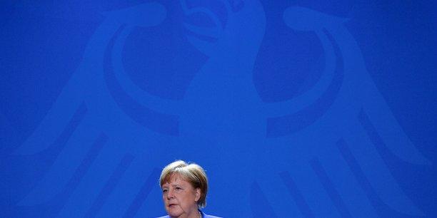 Angela merkel de retour a la chancellerie[reuters.com]