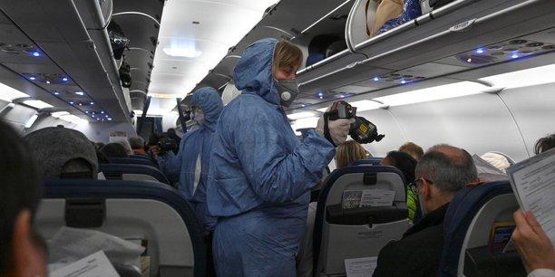 Coronavirus: la russie suspend les vols internationaux et les rapatriements[reuters.com]