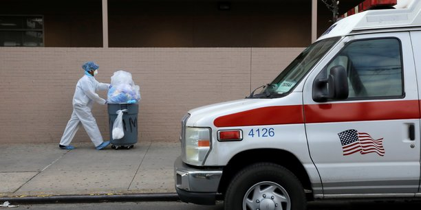 Coronavirus: journee sombre a new york, l'epidemie s'etend aux etats-unis[reuters.com]