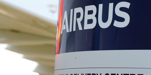 Coronavirus: airbus a achemine 4 millions de masques chinois en europe[reuters.com]