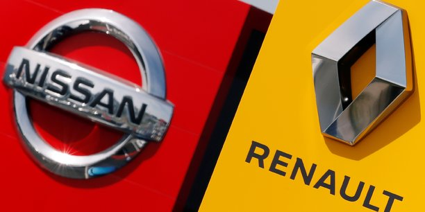 Renault et nissan grimpent, les dirigeants de l'alliance rassurent[reuters.com]