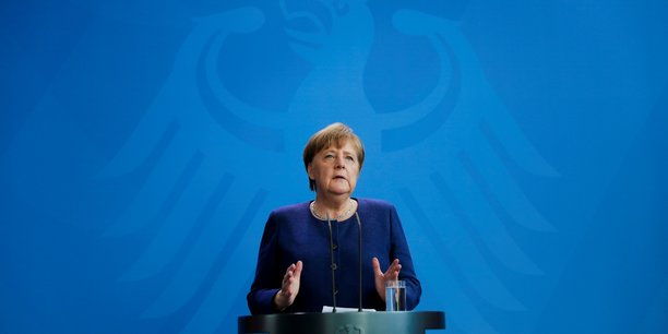 Briefing on the coronavirus disease (covid-19) at the chancellery in berlin[reuters.com]