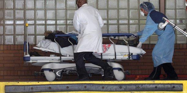 Coronavirus: le bilan aux etats-unis franchit les 10.000 morts, selon un decompte reuters[reuters.com]