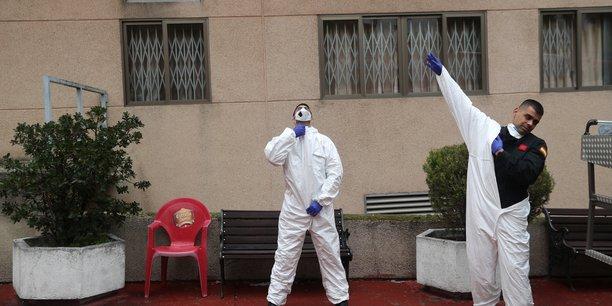 Coronavirus: le rythme des deces en espagne accelere a nouveau un peu[reuters.com]
