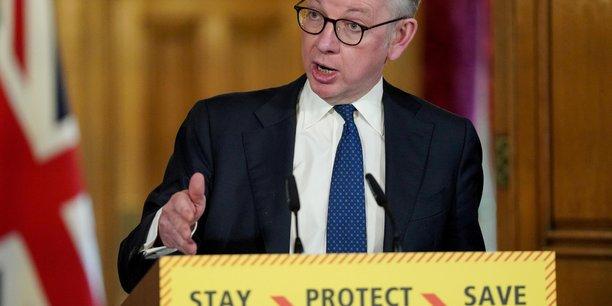 Coronavirus: gove, l'un des principaux ministres britanniques, a l'isolement[reuters.com]