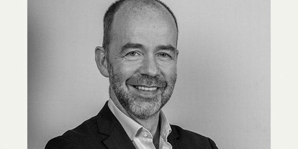Jean-Michel Le Saux, chargé de mission chez Geolink Expansion
