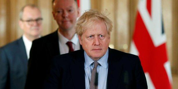 File photo: britain's prime minister boris johnson attends a news conference on the novel coronavirus, in london[reuters.com]