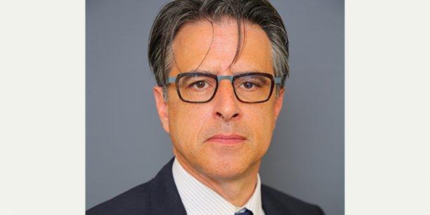 Benoît Viguier, directeur des Entreprises et des Ingénieries à la Banque Populaire du Sud.