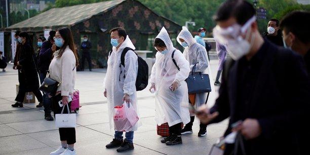 Coronavirus/chine: deconfinement progressif a wuhan, berceau de l'epidemie[reuters.com]