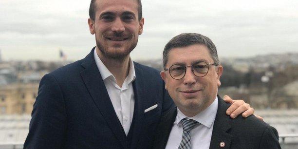 Rémy André Ozcan et le député LREM Jean-Michel Mis sont à l'origine de la Fédération française des professionnels de la blockchain, dont les statuts seront déposés dès que les conditions le permettront.