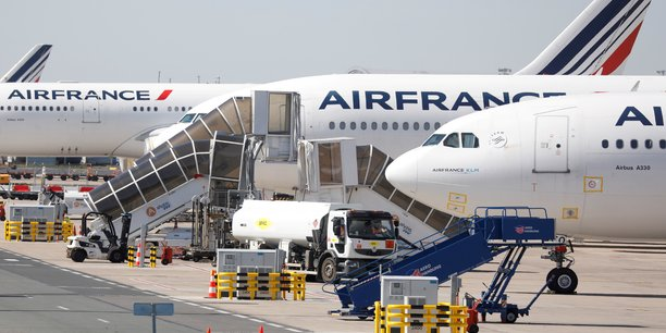 Air france adapte ses vols vers la chine pour continuer le transport de materiel medical[reuters.com]