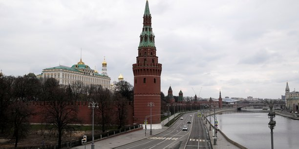 Hausse record des contaminations au coronavirus en russie[reuters.com]