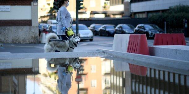 Coronavirus: le bilan quotidien repart a la hausse en italie[reuters.com]