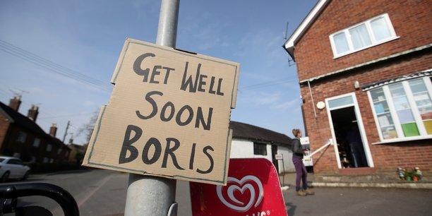 Boris johnson en convalescence, les britanniques appeles a ne rien relacher[reuters.com]