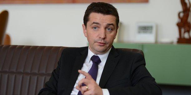 Gaël Perdriau.