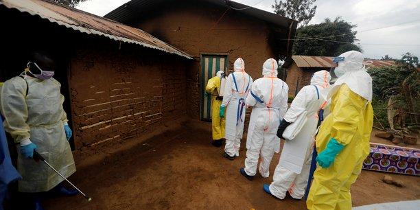 Congo: un patient atteint du ebola s'echappe, crainte de nouvelles infections[reuters.com]