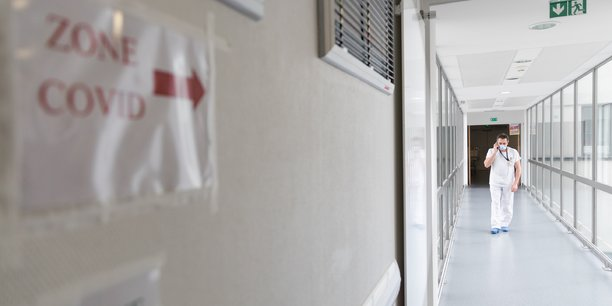 Pendant plus de deux heures, La Tribune a pu avoir accès au service réanimation de l'hôpital de Rangueil.