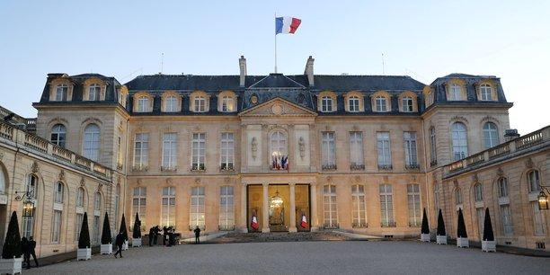 Palais de l'Elysée.