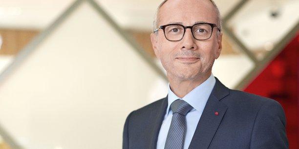La Tech française est prête à s'engager sans réserve dans cette politique de souveraineté compétitive (Laurent Giovachini, directeur général adjoint de Sopra Steria et président de la fédération Syntec).