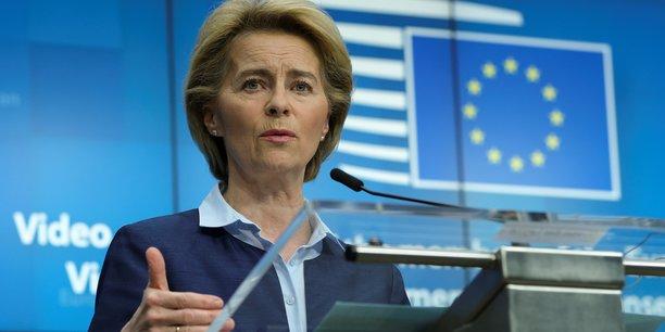 Le projet de l'exécutif européen présenter par Ursula von der Leyen pour relancer une économie européenne malmenée par cette crise sanitaire mentionne la possibilité de mettre en place une nouvelle taxe sur le numérique, une taxe carbone sur les importations ainsi qu'une taxe sur les entreprises.