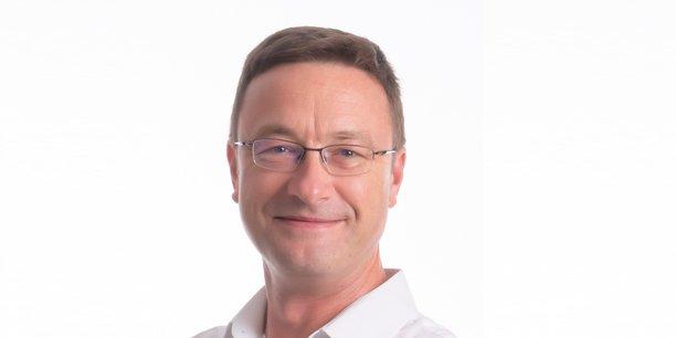 Christophe Midon, Directeur Commercial de STILOG, éditeur de VISUAL PLANNING.