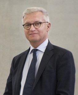 Christophe Cador est le PDG du groupe Satys.