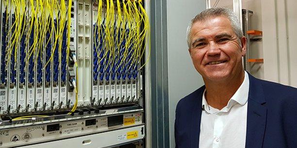 Thierry Alignan, délégué régional Languedoc-Roussillon chez Orange.