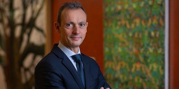 Karim Idrissi, délégué général de la délégation régionale Auvergne-Rhône-Alpes de la Société Générale