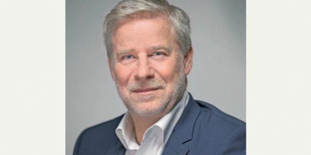 Jean-Christophe Laurent, président du Directoire de Urbat Promotion.