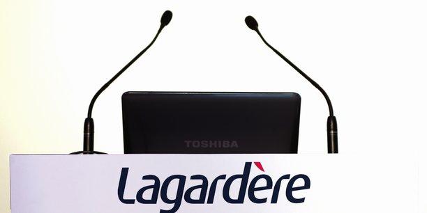 Arnaud Lagardère est confronté à une fronde de son premier actionnaire, le fonds activiste britannique Amber Capital, qui veut l'éjecter de son fauteuil de gérant.